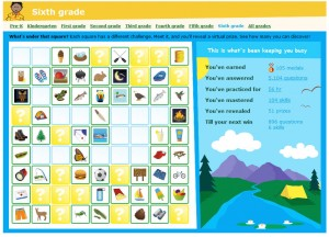 IXL Insights - Game Boards