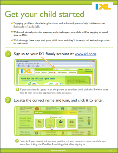 IXL Insights - User Guides