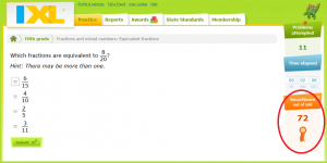 IXL Insights - Assessment with SmartScore