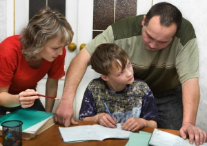 How Much Should Parents Help with Homework?