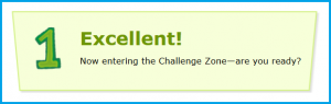 IXL Insights – Welcome to the Challenge Zone