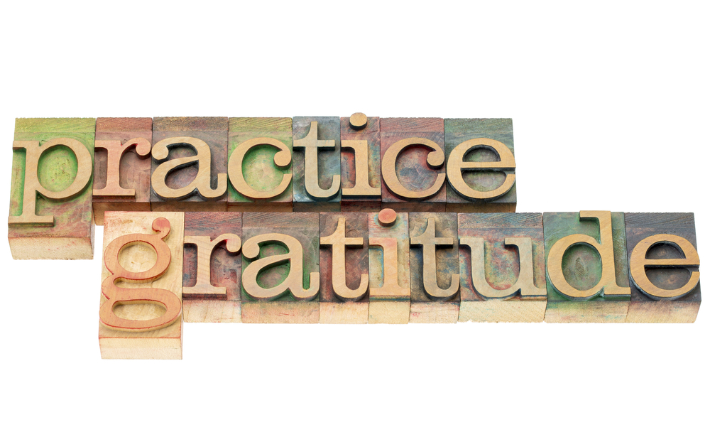 Teach Kids to be Thankful All Year Round