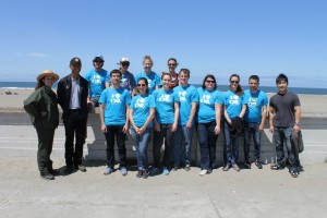 IXL Helps Clean Up The Coast