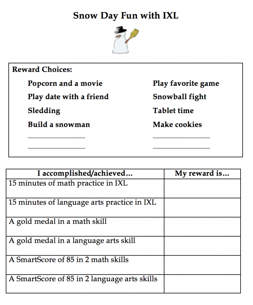 IXL Math - Parents Learning Guide
