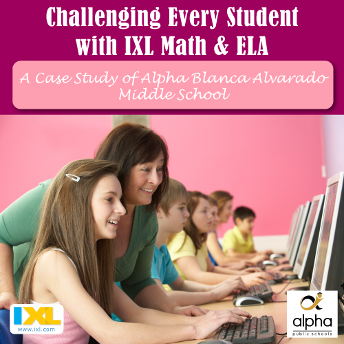 How to Challenge Every Student with IXL