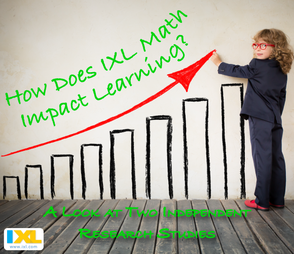 How Does IXL Math Impact Learning? Two Studies Show Results!