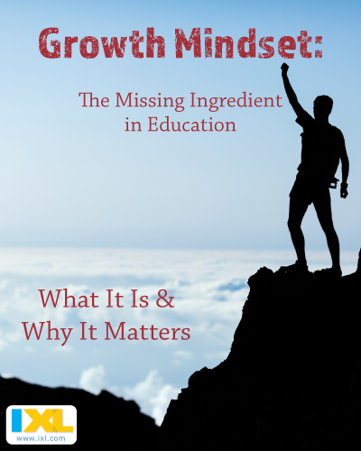 Guest Blog: The Missing Ingredient in Education