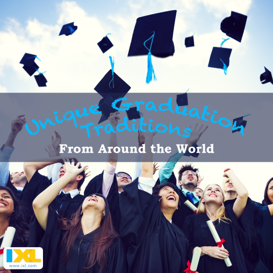 Unique Graduation Traditions From Around the World