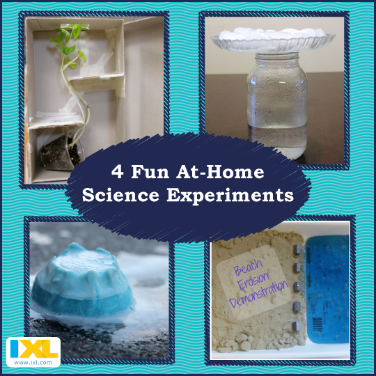 Fun, Simple Science Experiments You Can Do At Home