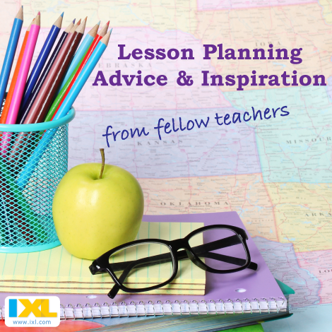 Lesson Planning Inspiration: Part 2