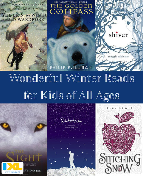 Wonderful Winter Reads for Kids of All Ages