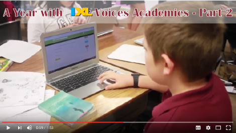 A Year with IXL: Voices Academies - Part 2