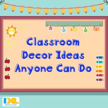 Classroom Decor Ideas Anyone Can Do