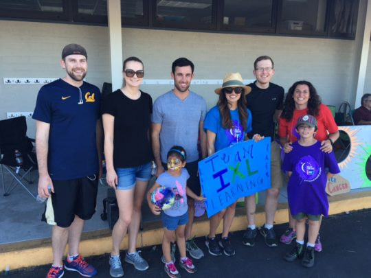 IXLers Walked (and Ran!) to Support Cancer Prevention