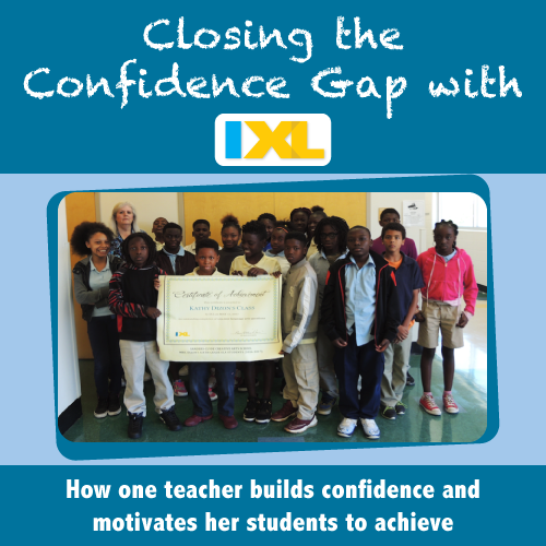 Closing the Confidence Gap and Building Skills in ELA and Social Studies