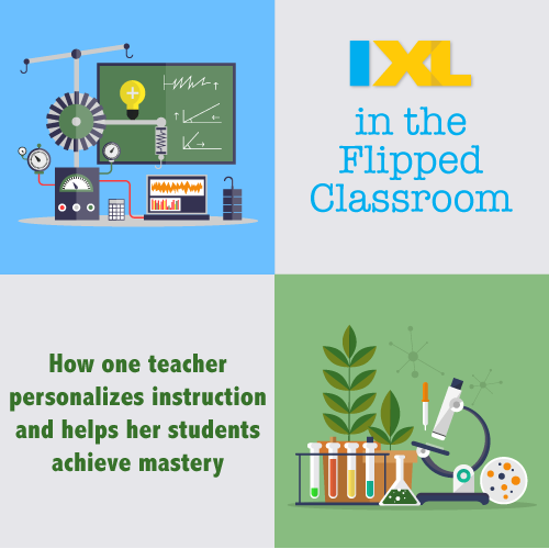 IXL Science in the Flipped Classroom