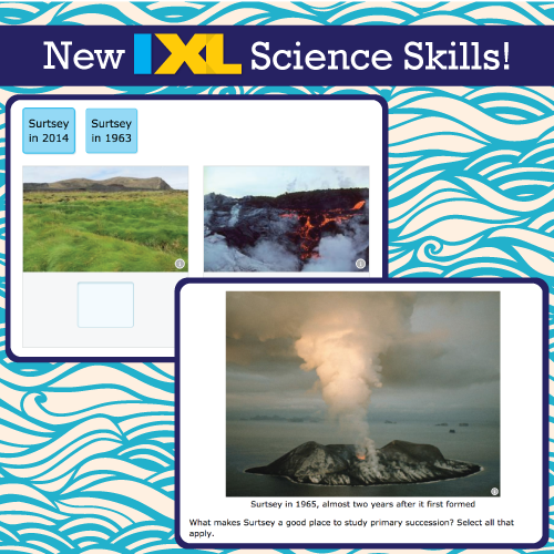 Calling all science lovers: new science skills available!