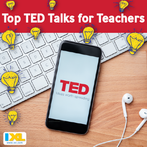 Top TED Talks for Teachers
