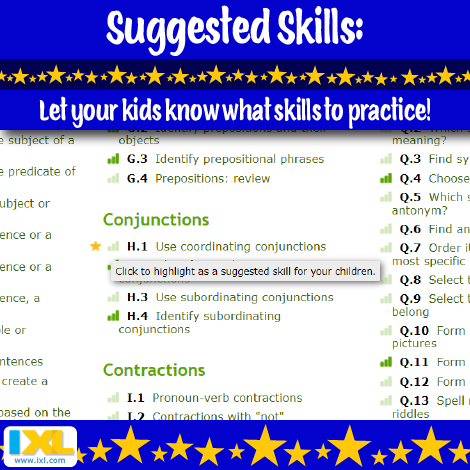 Introducing Suggested Skills for Family Memberships!