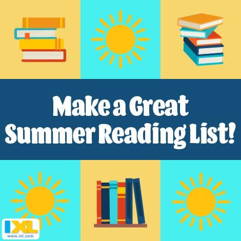 Make a Great Summer Reading List!