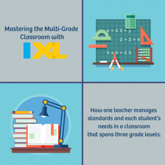 Mastering the Multi-Grade Classroom with IXL