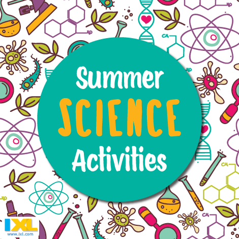 Science Activities to End Your Summer Right