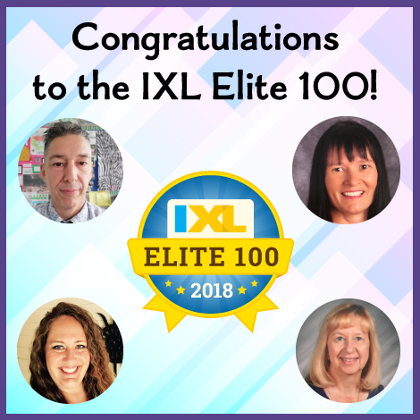 Announcing the 2018 Elite 100!
