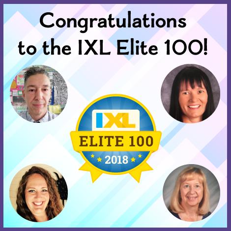 Announcing the 2018 Elite 100!