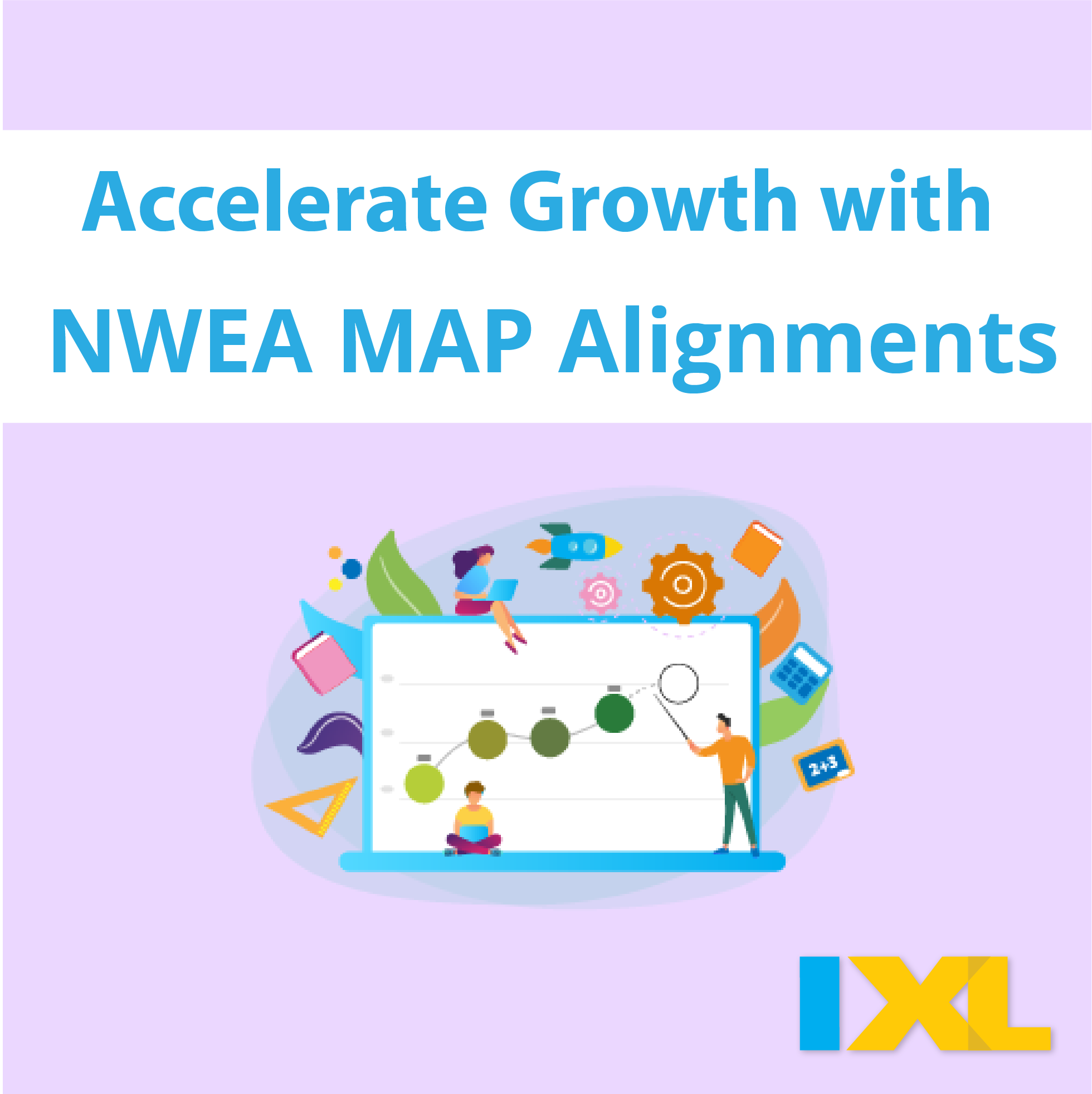 Announcing IXL's NWEA MAP alignments!