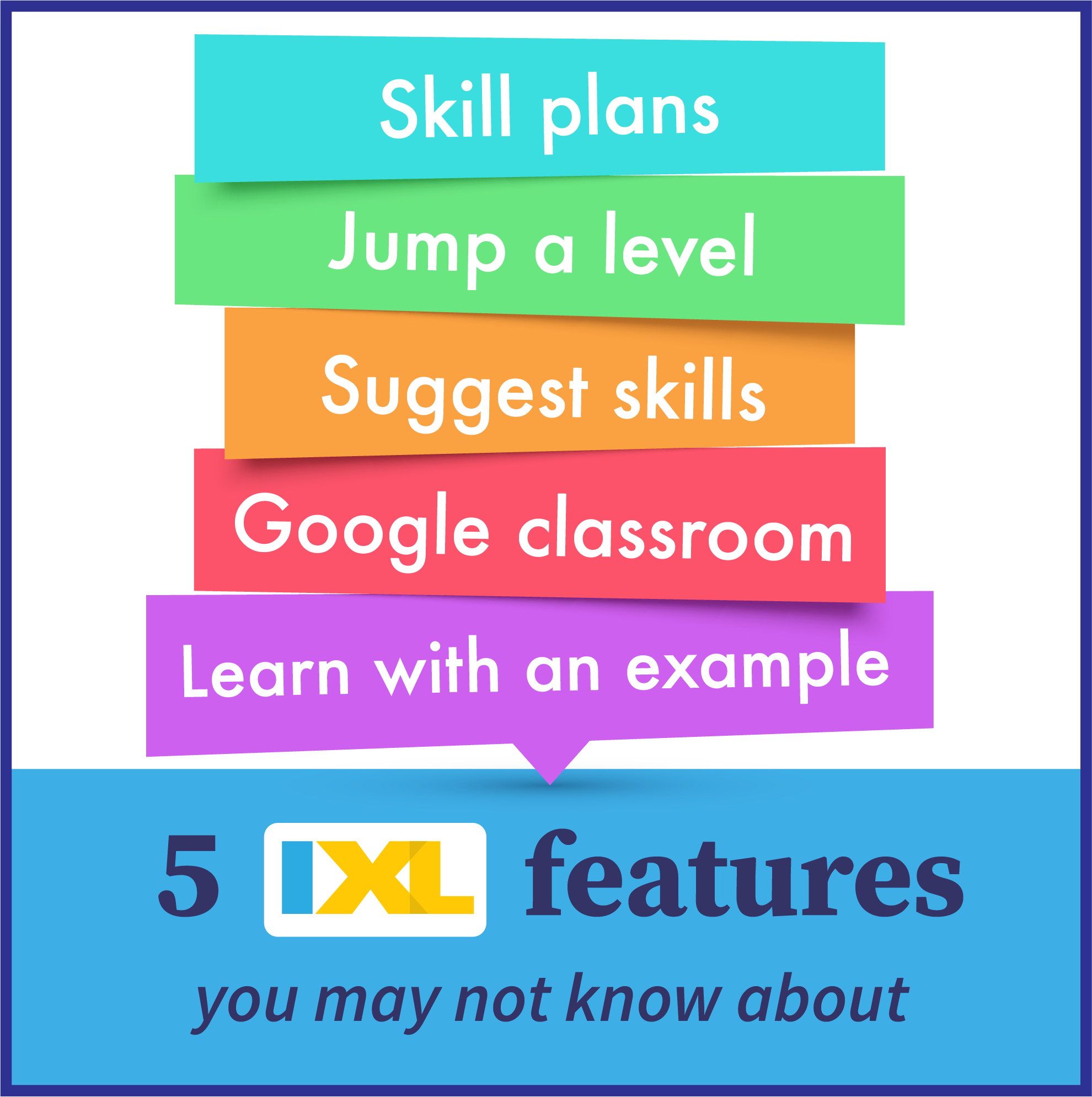 5 cool and useful IXL features you may not know about