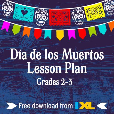 Día de los Muertos: Free Lesson Plan for Grades 2-3