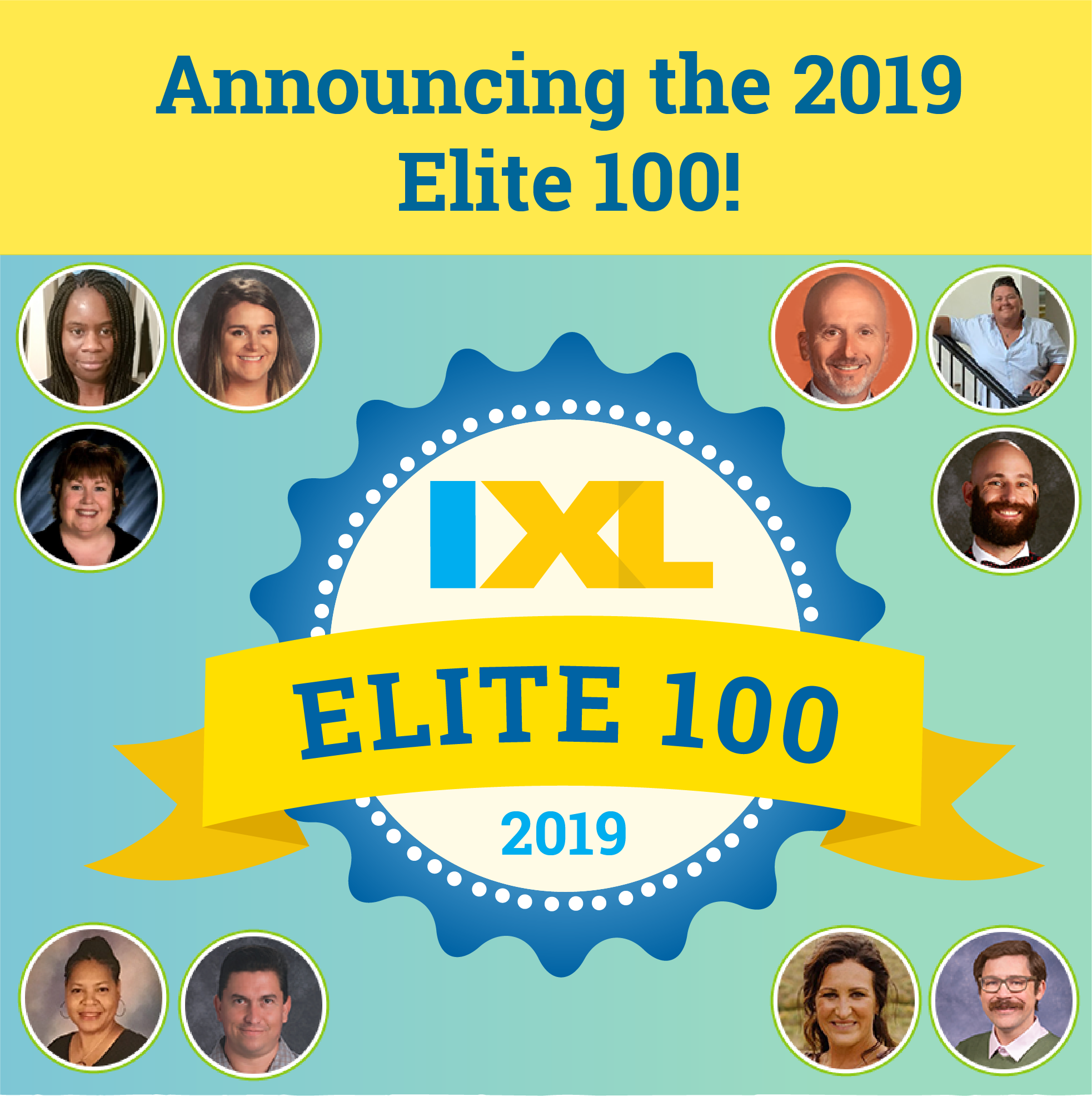 Announcing the 2019 IXL Elite 100!