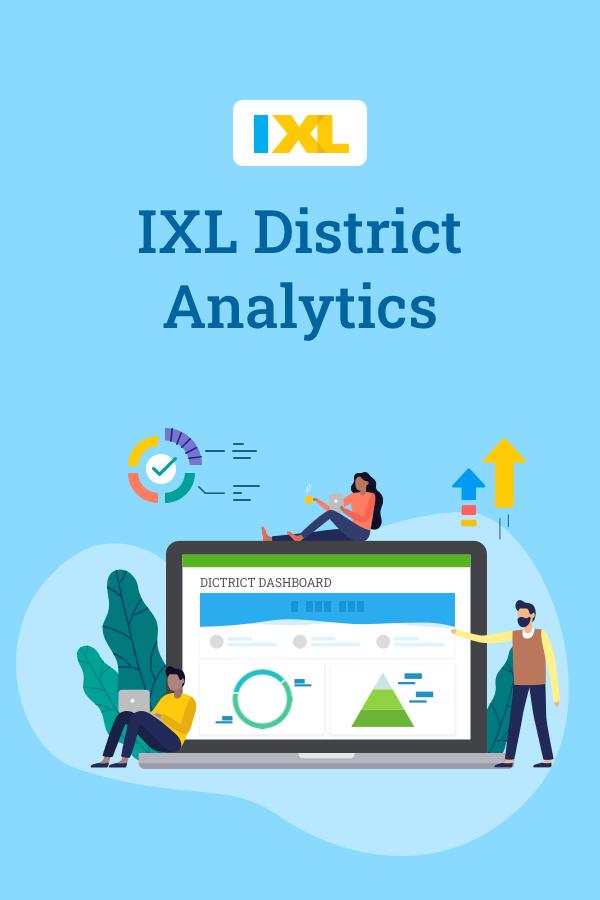 District Analytics Pinterest