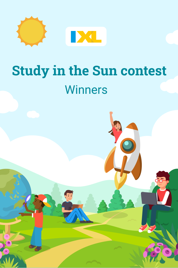 Study in the Sun 2021 Contest Winners Pinterest image
