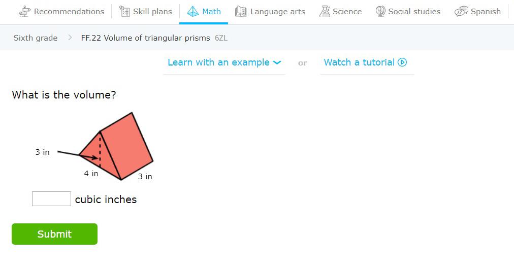 "Screenshot of the ""Watch a tutorial"" button location"